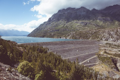 Complejo Hidroeléctrico Futaleufú - Foto Secretaría de Turismo de Esquel