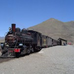 Old Patagonian Express 'La Trochita'
