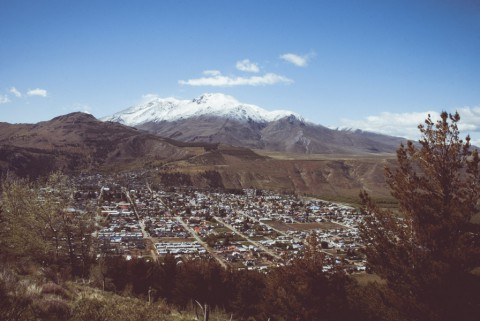 Panoramic view of Esquel - Photo: Secretaría de Turismo de Esquel