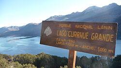 Lago Curruhue Grande - Junín de los Andes - Foto: wikipedia.org
