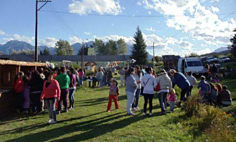 Aldea Escolar - Feria - Foto: trevelin.gob.ar