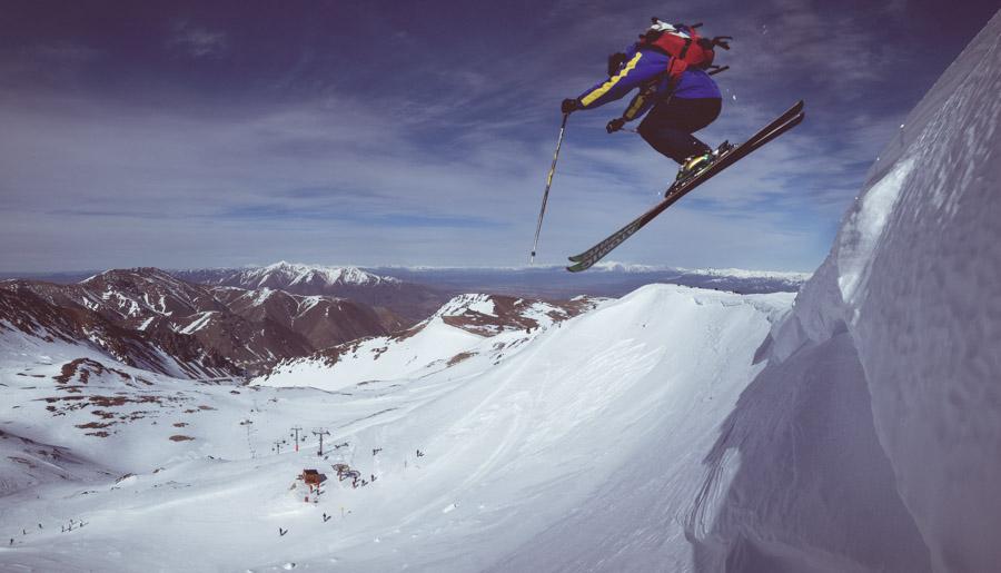 Skiing at La Hoya - Esquel - Photo: Secretaría de Turismo de Esquel