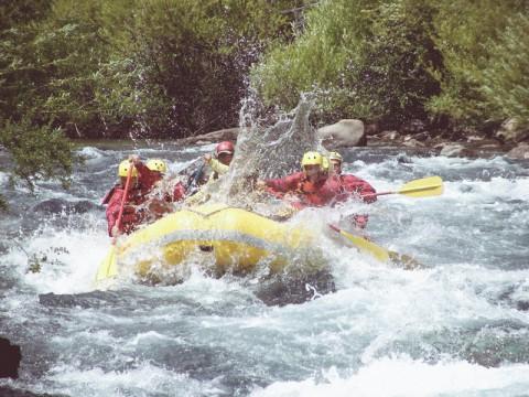 Rafting en Futaleufú