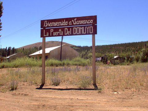 Varvarco - Patagonia Argentina