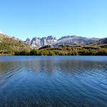 Las Lagunas de Epu Lauquen (o Lafquen)