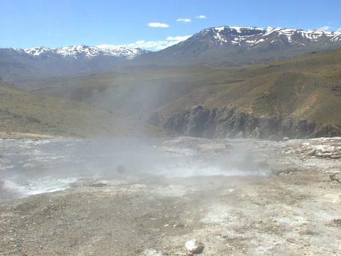 """Las Olletas, """"las aguas hirvientes del Domuyo"""" - Patagonia Argentina"""