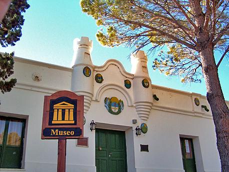 Museo Histórico de Chos Mala - Foto: neuquentur.gob.ar