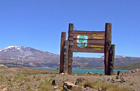 Parque Provincial Copahue - Patagonia Argentina