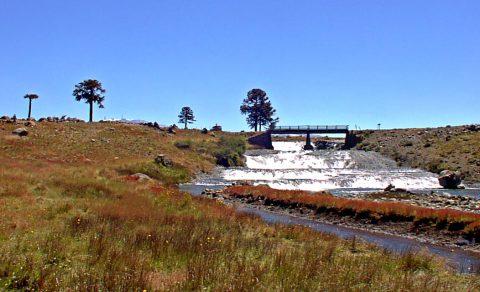 Cascadas del Agrio - Patagonia Argentina