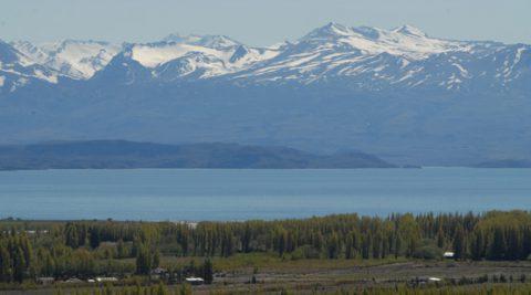 Panorámica del valle de Los Antiguos - Foto: losantiguos.tur.ar