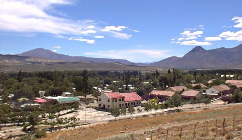 Chos Malal - Patagonia Argentina