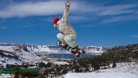 Caviahue en invierno - Foto: neuquentur.gob.ar