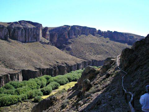Cañadón del Río Pinturas - Foto: wikipedia.org