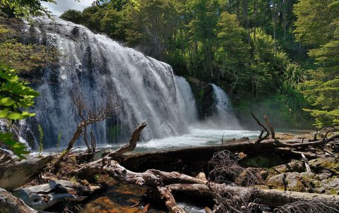 Cascada Ñivinco - Foto: altrotraful.com