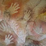 Hands Cave Paintings