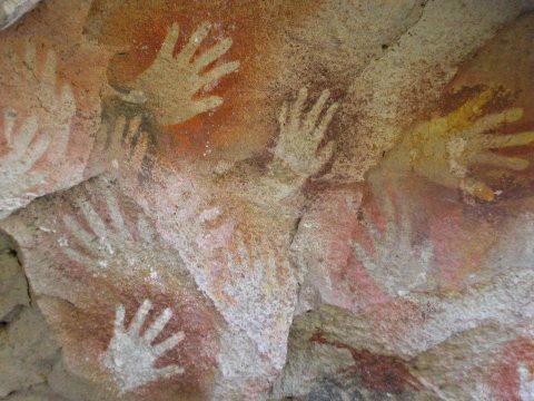 Cueva de las Manos - Foto: wikipedia.org