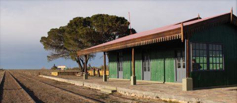 Estacion de Jaramillo - Foto: santacruz.tur.ar