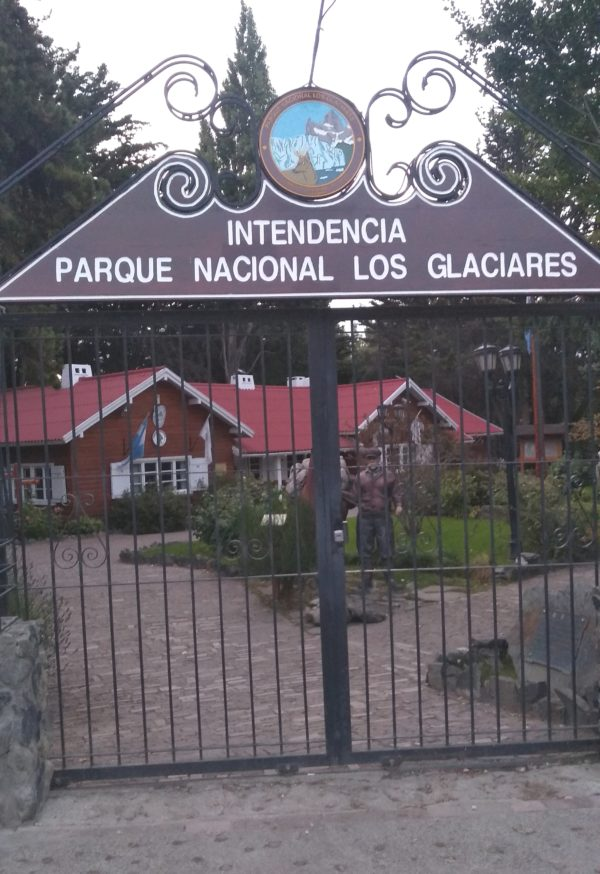 Intendencia PN Los Glaciares